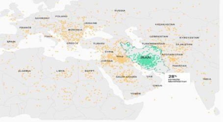 Έρευνα δείχνει πως οι περισσότεροι Αμερικανοί δεν έχουν ιδέα πού βρίσκεται το Ιράν