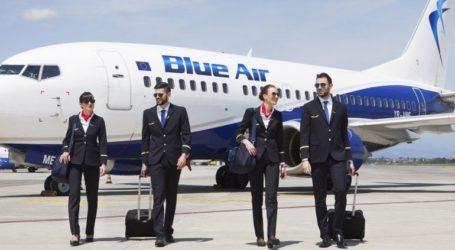 Νέα δρομολόγια από την Blue Air και προς την Ελλάδα από το καλοκαίρι