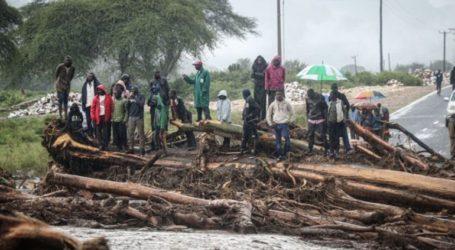 Στους 41 οι νεκροί από τις πλημμύρες στην Aγκόλα