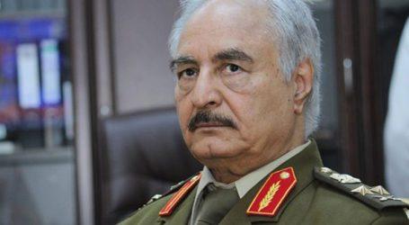 Ο Χάφταρ απορρίπτει την κατάπαυση του πυρός στη Λιβύη