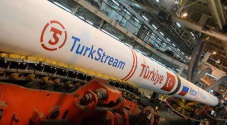 «Ο αγωγός TurkStream υπονομεύει την ενεργειακή ασφάλεια της Ευρώπης»