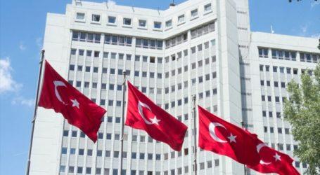 Προκαλεί το τουρκικό ΥΠΕΞ με χάρτη για το Καστελόριζο