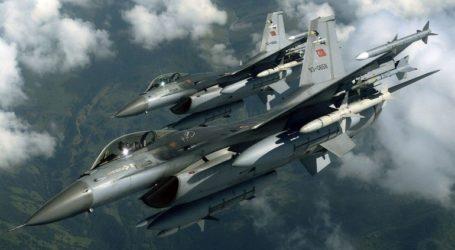 Υπερπτήση τουρκικών F-16 πάνω από τη Ρω
