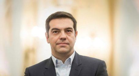 «Προβληματισμένος από τις εξελίξεις» δήλωσε ο Α. Τσίπρας στους δημοσιογράφους