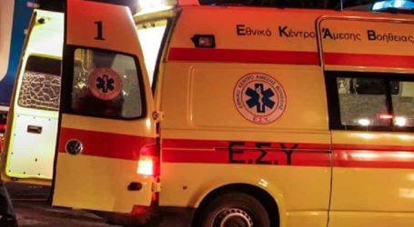 Nεκρός μέσα στο αυτοκίνητό του εντοπίστηκε ένας άνδρας στο Ηράκλειο