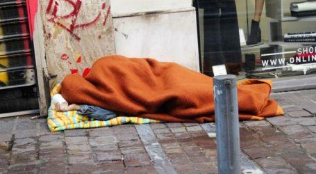 Νέα παράταση στα μέτρα από τον Δήμο Αθηναίων για την προστασία των αστέγων από τις χαμηλές θερμοκρασίες