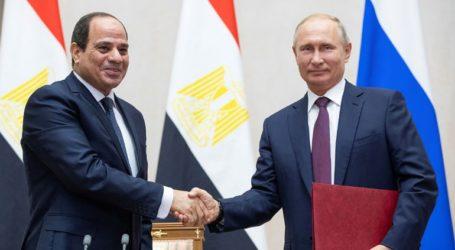 Πούτιν και Σίσι επικροτούν τις προσπάθειες για την ειρηνική επίλυση της κρίσης στη Λιβύη