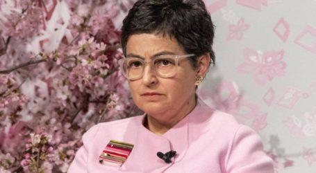 Η Αράντσα Γκονθάλεθ αναλαμβάνει υπουργός Εξωτερικών