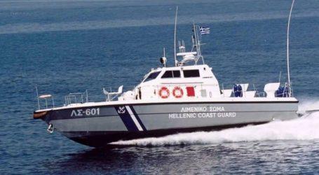 Βύθιση σκάφος που μετέφερε μετανάστες ανοιχτά των Παξών