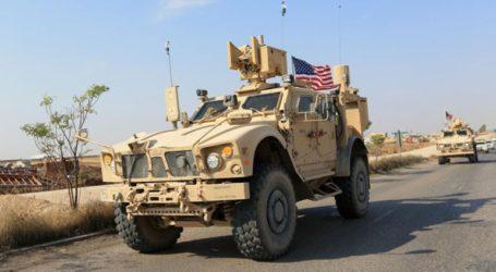 Όχημα των αμερικανικών δυνάμεων έπεσε σε βόμβα που είχε τοποθετηθεί σε δρόμο