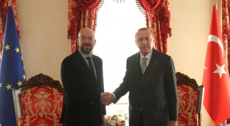 Συνάντηση Ερντογάν – Σαρλ Μισέλ: Στην ατζέντα οι γεωτρήσεις και το μνημόνιο με τη Λιβύη