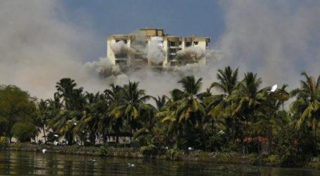 Ανατίναξη κτιρίων για περιβαλλοντικούς λόγους