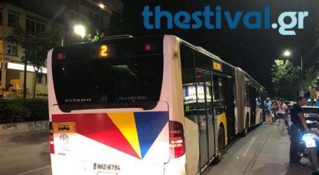 Συνελήφθησαν δύο άτομα για απόπειρα κλοπής μέσα σε λεωφορείο