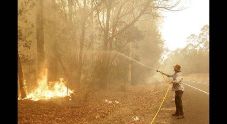 Ένας ακόμη πυροσβέστης νεκρός από τις πυρκαγιές