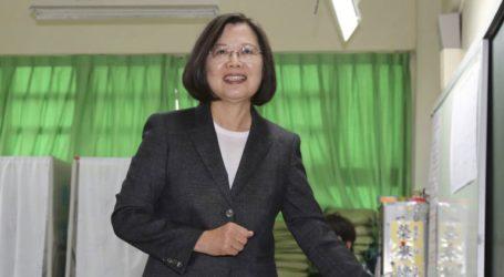 Επανεξελέγη πρόεδρος της χώρας η Τσάι Ινγκ- γουέν