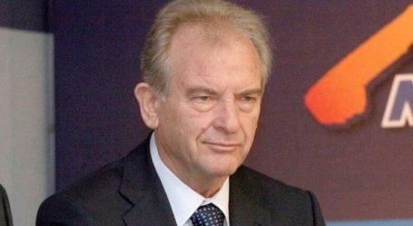 Απεβίωσε ο πρώην υπουργός της Νέας Δημοκρατίας Απόστολος Σταύρου
