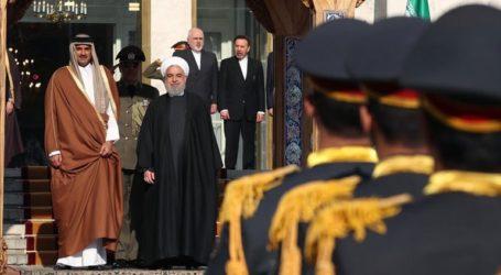 Ο εμίρης του Κατάρ ζητεί αποκλιμάκωση της έντασης για επίλυση των κρίσεων