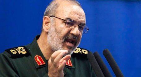 Το Ιράν δεν ήθελε να σκοτώσει στρατιώτες των ΗΠΑ στο Ιράκ, δήλωσε ο επικεφαλής των Φρουρών της Επανάστασης