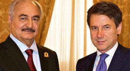 Η Ρώμη ενισχύει τον ρόλο της στη Λιβύη