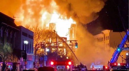 Τουλάχιστον 3.000 άνθρωποι έμειναν χωρίς ρεύμα λόγω πυρκαγιάς στο Νιου Τζέρσεϊ