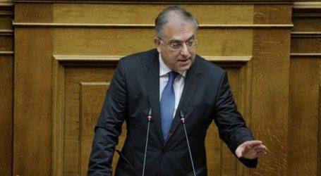 Θεοδωρικάκος: Στις 22 Ιανουαρίου η ψήφιση του εκλογικού νόμου