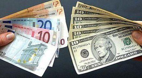 Σταθερά γύρω από 1,122 η ισοτιμία ευρώ-δολαρίου