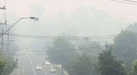 Η Μελβούρνη «πνίγεται» από τον καπνό