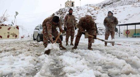 Τουλάχιστον 57 νεκροί στο Πακιστάν από χιονοστιβάδες