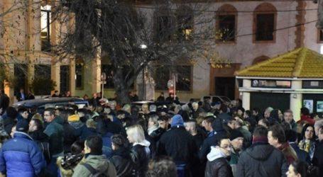 Μια σύλληψη για τα επεισόδια στη Χίο