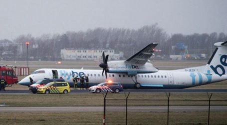 Μέτρα για τη διάσωση της αεροπορικής εταιρίας Flybe εξετάζει η κυβέρνησητης Βρετανίας