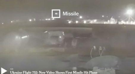 Δύο οι ρουκέτες που έπληξαν το ουκρανικό Boeing