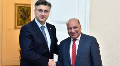 Συνάντηση του πρωθυπουργού με τον πρόεδρο της EBRD