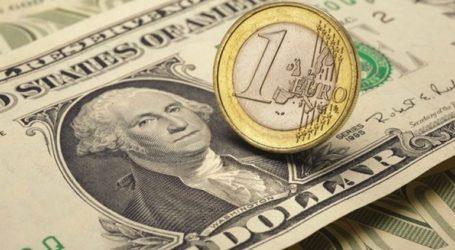 Ενισχύεται σήμερα το ευρώ έναντι του δολαρίου
