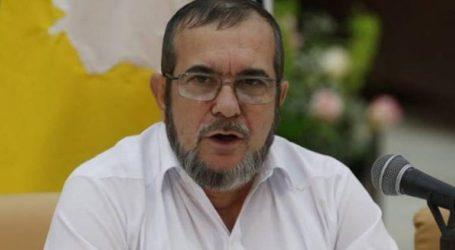 Eνήμερος για το σχέδιο δολοφονίας του o επικεφαλής του κόμματος FARC
