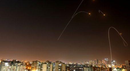 Αεροπορικοί βομβαρδισμοί στη Λωρίδα της Γάζας σε αντίποινα για την εκτόξευση ρουκετών
