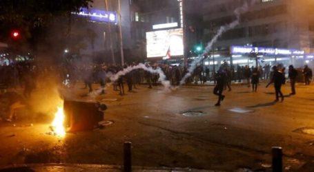 Βίαια επεισόδια για δεύτερη συνεχόμενη νύχτα στη Βηρυτό