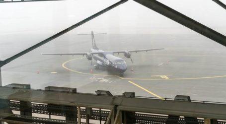 Προβλήματα στις πτήσεις στο αεροδρόμιο Μακεδονία λόγω χαμηλής ορατότητας