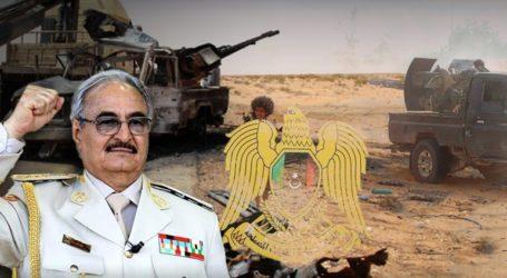 Ο στρατάρχης Χαφτάρ συμφώνησε σε εκεχειρία στη Λιβύη