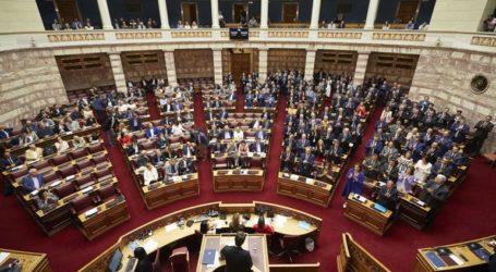 Βουλή: Την Τρίτη η συζήτηση για τη συμφωνία της αμυντικής συνεργασίας Ελλάδας