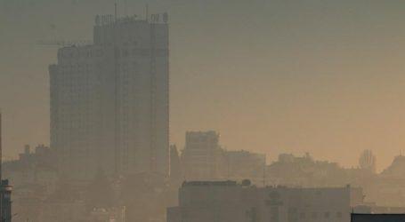 Στο «κόκκινο» η ατμοσφαιρική ρύπανση στη Σόφια