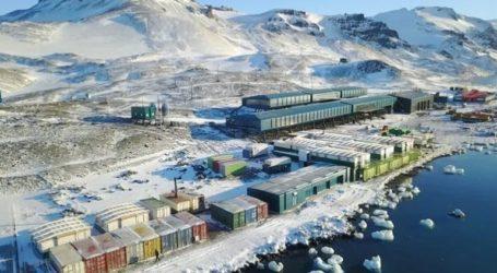 Εγκαινιάστηκε νέα βάση έρευνας στην Ανταρκτική