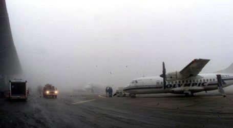 Υποχωρεί σταδιακά η ομίχλη πάνω από τη Θεσσαλονίκη και το αεροδρόμιο