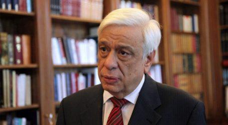 Στο Διδυμότειχο μεταβαίνει το Σάββατο ο Πρόεδρος της Δημοκρατίας Προκόπης Παυλόπουλος