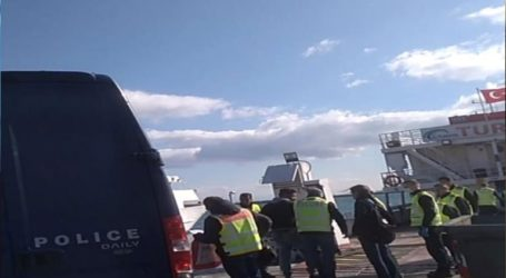 Επιστροφή έντεκα μεταναστών στην Τουρκία