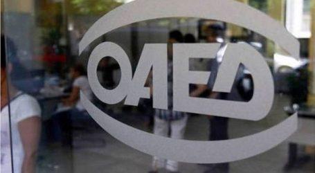Στάση εργασίας και 24ωρη απεργία για τους συμβασιούχους του ΟΑΕΔ