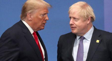 Η Βρετανία θα αρχίσει συνομιλίες για το εμπόριο με τις ΗΠΑ πριν αρχίσει να διαπραγματεύεται με την Ε.Ε.