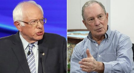 Σάντερς και Μπλούμπεργκ αυξάνουν τα ποσοστά τους στην κούρσα για το χρίσμα των Δημοκρατικών
