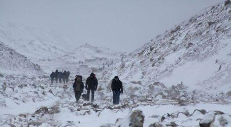 Επτά αγνοούμενοι έπειτα από χιονοστιβάδα στα Ιμαλάια