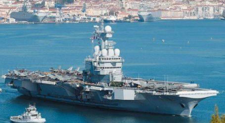 Φτάνει προσεχώς στην Κρήτη το γαλλικό αεροπλανοφόρο «Σαρλ ντε Γκωλ»