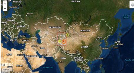 Σεισμός 5,6 Ρίχτερ στην Κίνα
